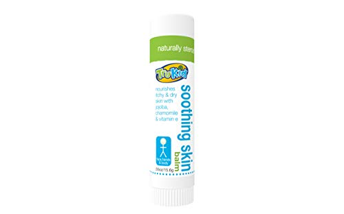 TruKid Soothing Skin Eczema Balm – Steroid Free Balm Stick for Kids – Pediatrician Dermatologist Tested – 062 oz