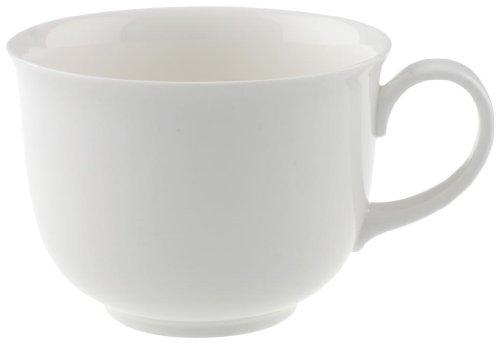 Villeroy & Boch Home Elements Tasse, 300 ml, Höhe: 7 cm, Premium Porzellan, Weiß