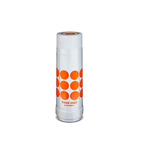 ROTPUNKT Isolierflasche 40 MAX 0,5 l | Retro Edition | BPA-frei - gesundes Trinken | Made in Germany | Warm + Kalthaltung | Polar/Sunset