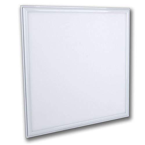 V-TAC SKU.6219 Dalle LED 600x600 45W Prisma VT-6068, Plastique,et Autre materiaux, 45 W, Blanc, Hauteur x Largeur x Profondeur : 595 mm x 595 mm x 11 mm