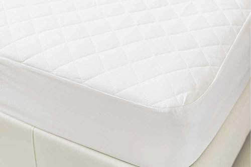 The Bettersleep Company Caravan Quilted Microfibre Mattress Protector Island Bed
