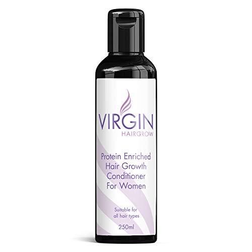 Virgin for Women Hair Loss Conditioning Treatment Cure Hair-loss Instantly! Fuller Longer Bouncy Hair