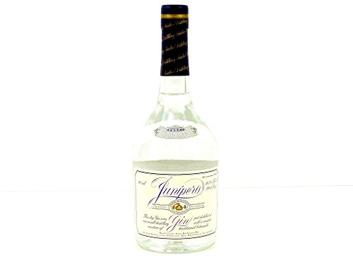 Junipero Gin Traditional Pot Distilled Gin 49,3% 0,7L