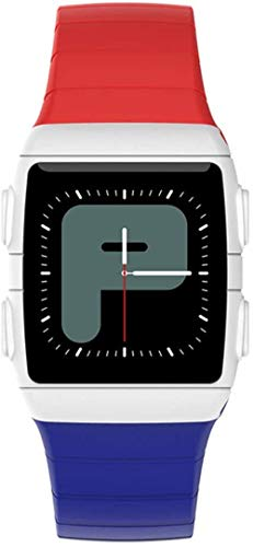 Reloj Inteligente 1.3 Pulgadas Multifunción Fitness Tracker Monitor de Ritmo Cardíaco IP68 Impermeable Relojes Deportivos Plataforma Compatible Android 5.1 iOS 8.0-B