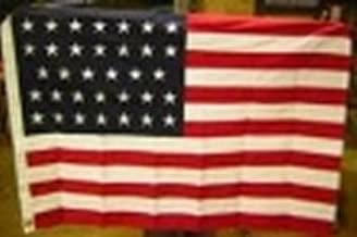 Civil War (34 Stars) U.S. Flag Polyester 3 ft. x 5 ft.