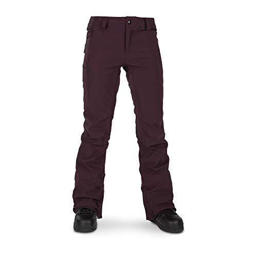 Volcom Skibroek voor dames, sneeuwbloem, stretch Gore-Tex, violet
