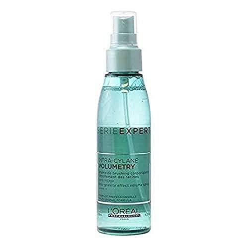 L'Oréal Professionnel Paris Serie Expert Intra-Cylane Volumetry, Trattamento spray volumizzante per capelli fini - 125 ml