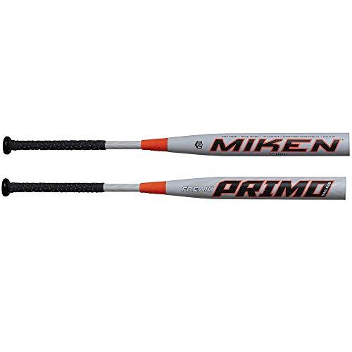 Miken 2020 Freak PRIMO Maxload ASA Slowpitch Softball Bat, 14 inch Barrel Length, 27 oz