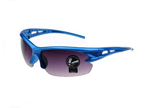 Weimay UV400 Gafas de Sol a Prueba de explosiones, polarizado antideslumbrante Lluvia...