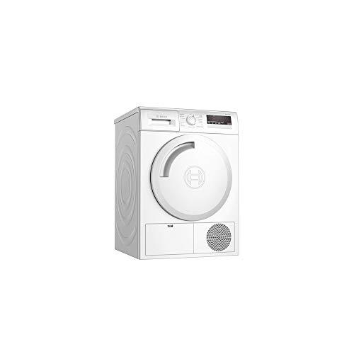 Sèche linge Condensation Bosch WTN83208FF - Condensation - Chargement Frontal - Indicateur temps restant - 65 décibels