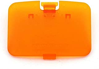 Replacement Protect Cover Jumper Pak Lid Door for Nintendo 64 N64 Expansion Pack (Orange)