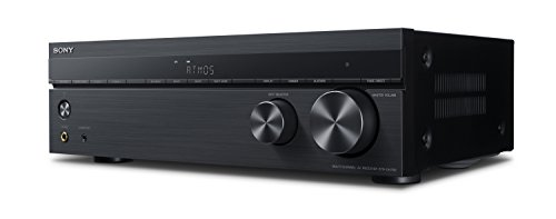 Sony STR-DH790 AV Stereo Receiver: 7.2 Channel 4K HDR Dolby Atmos Surround Sound Home Theater Audio...