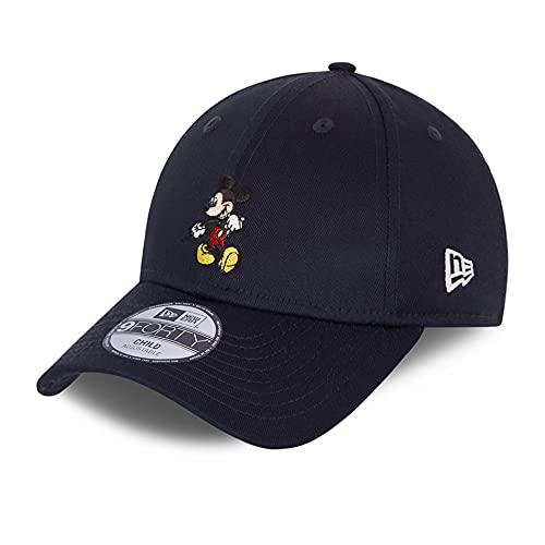 New Era Mickey Mouse Disney Character 9Forty Adjustable Kids Cap - Child