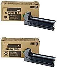 Sharp AR208NT OEM Toner Cartridge 2 Pack, 8000 Page-Yield, Black