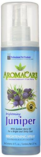 PPP Pet Aroma Care Brightening Juniper Spray, 8-Ounce