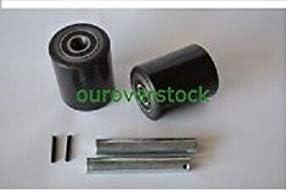 Pallet Jack Load Wheel Kit, Compatible with Dayton 4YX96