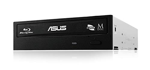 ASUS BW-16D1HT Blu-ray Brenner Intern Retail SATA Schwarz