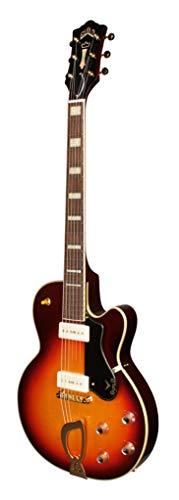 Guild M-75 Aristocrat - Guitarra eléctrica con estuche (antiguo ráfaga)