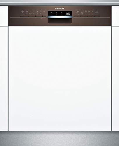 Siemens SN536M03NE iQ300 teilintegrierter Geschirrspüler / A++ / 266 kWh/Jahr / 2660 L/Jahr / varioSpeed Plus / Glas 40 Programm / varioSchublade / varioFlex-Korbsystem
