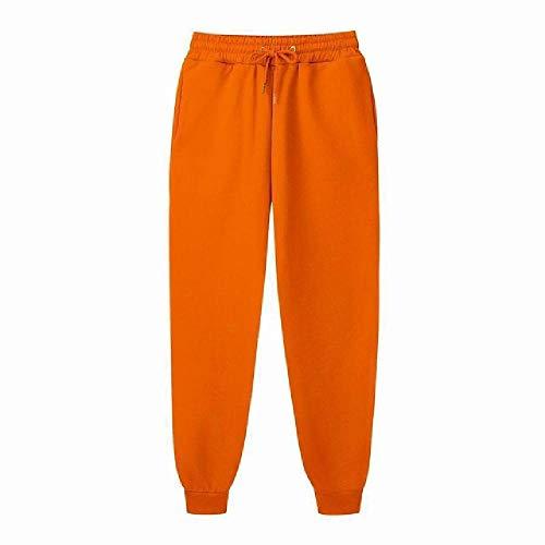 N\P Hombres y Mujeres Corredores Masculino Pantalones Colores Casual Pareja Pantalones Chándal Casual Entrenamiento Pantalones Chándal
