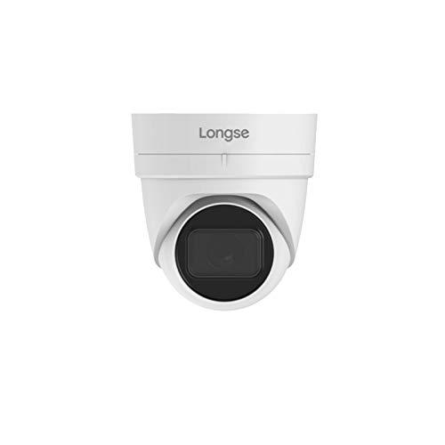 Sony Starvi - Cámara de fotos (8 MP, luz baja, motorizada, IP, POE, IP, LIRAB3XSV800), color blanco