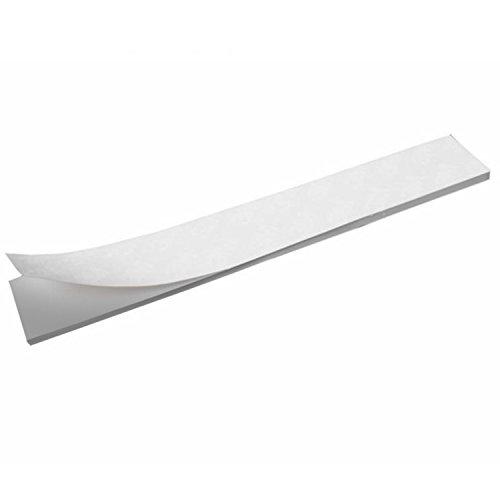 AABCOOLING Thermopad Klebeband von 3M 20x130x1mm - 2,4 W/mK - Hochwertiges Wärmeleitpad mit hoher Wärmeleitfähigkeit | Wärmeleitfolie | Thermal Pad | Wärmeleitkleber | Wärmeleitpaste
