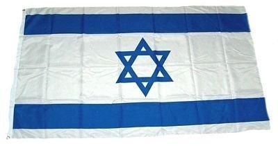 Fahne / Flagge Israel NEU 90 x 150 cm Flaggen Fahnen