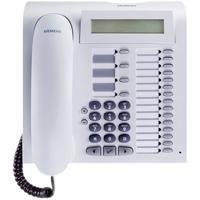 Hörer für Siemens OptiPoint 500 Advance Siemens Hörer OptiPoint 500 Basic Weiss
