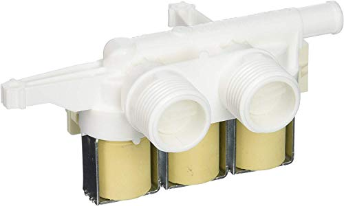 NEW WH13X10025 Compatible Water Inlet Valve for GE Washer WH13X10018, AP3884017, 1168713, PS1022476 By OEM Manufacturer - 1 YEAR WARRANTY