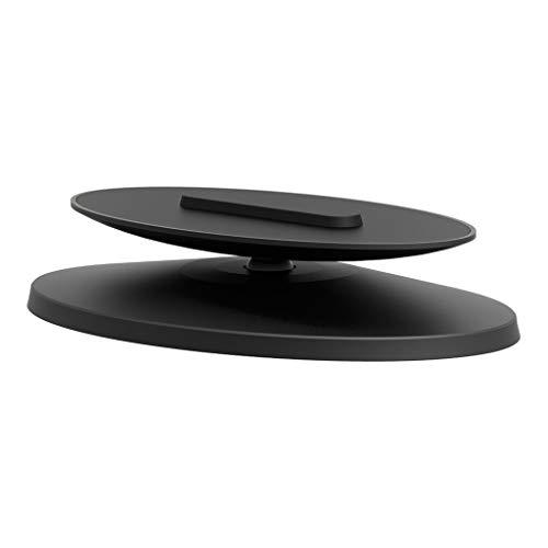 KYSA Suporte de suporte – Suporte de base antiderrapante ajustável, suporte magnético giratório, suporte para alto-falante para Amazon Echo Show 5
