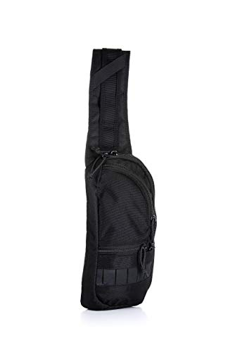 FALCO Large Bum Bag for Concealed Gun Carry - G122 (Foliage Green)