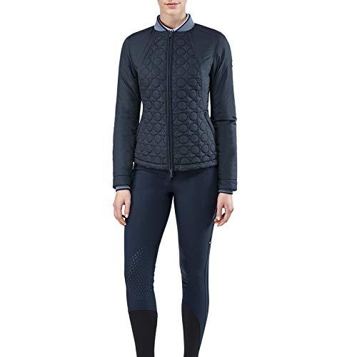 Equiline Damen STEPP Jacke C Q10685 | Farbe: Blue | Größe: XS