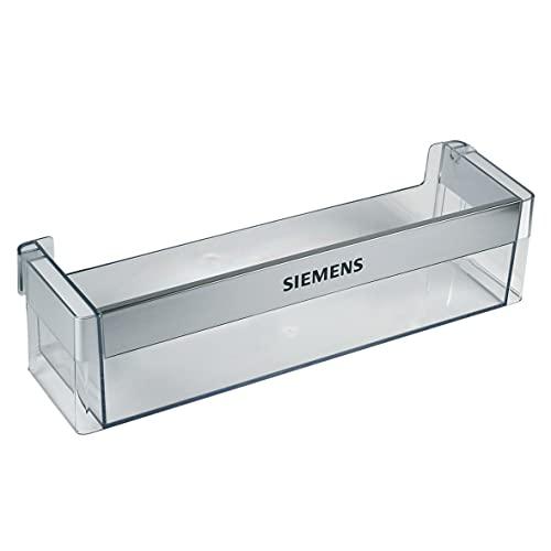 Siemens Vano portabottiglie Vano porta Scomparto porta Arresto bottiglia Frigorifero