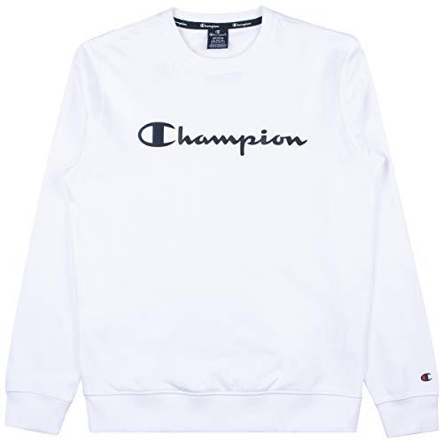 Champion usa - Classic WHT Sweat - Sweat - Blanc - Taille S