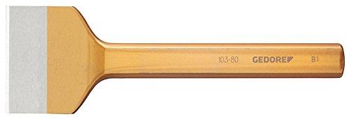 GEDORE 103-80 Fugenmeißel flachoval, 80 mm