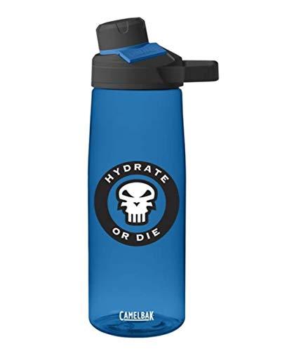 CamelBak Mochila de hidratación unisex, azul, talla única