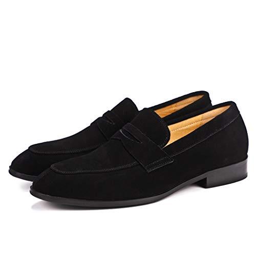 MALPYQ Heren suède jurk schoenen, mannen matte schoenen mannen lederen suède schoenen schoenen schoenen schoenen