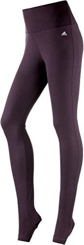 adidas Studio Pure Yoga - Pantalones de fitness para mujer, color negro, talla XS