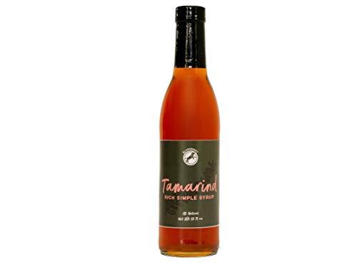 Tamarind Rich Simple Syrup - 12oz