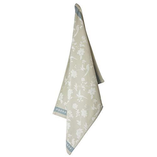 Laura Ashley - Paño de cocina/paño de secado - Cobblestone Flowers - Algodón - (LxAn) 50 x 70 cm