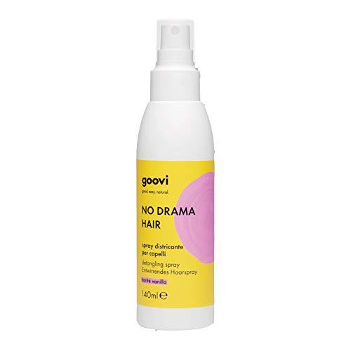 Goovi spray districante per capelli