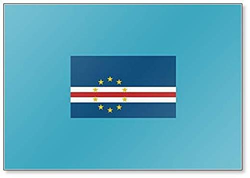 Kühlschrankmagnet, Motiv Kap Verde