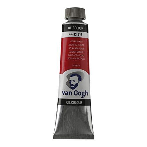 40ml–Van Gogh Ölfarbe–Azo rot Deep–Serie 1