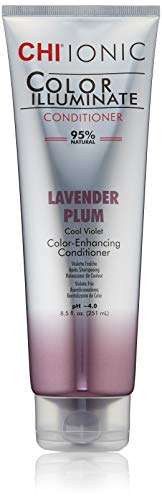 CHI Ionic Color Illuminate Lavender Plum Après-Shampoing I0094380