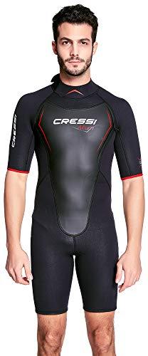 Cressi Altum Wetsuit Shorty wetsuit voor heren, neopreen, 3 mm