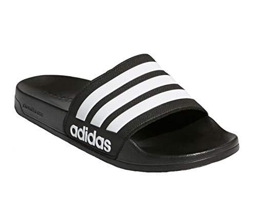 Sandalias Adidas Cloudfoam Adilette, color Negro, talla 42 EU