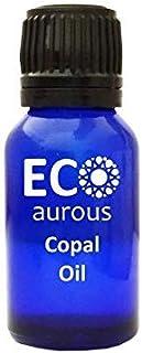 Copal Oil 100% Natural, Organic, Vegan & Cruelty Free Copal Essential Oil   Pure Copal Oil By Eco Aurous (1000 ml)