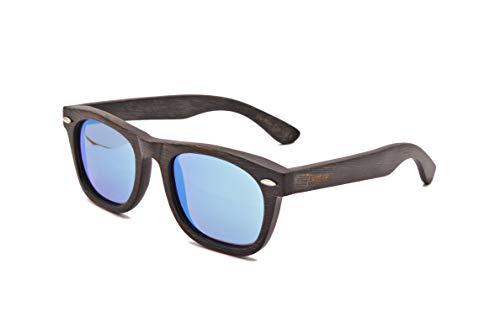 Wood Kiwi: Gafas de sol de madera - Polarizadas - UV400 - Unisex - Go Gorilla