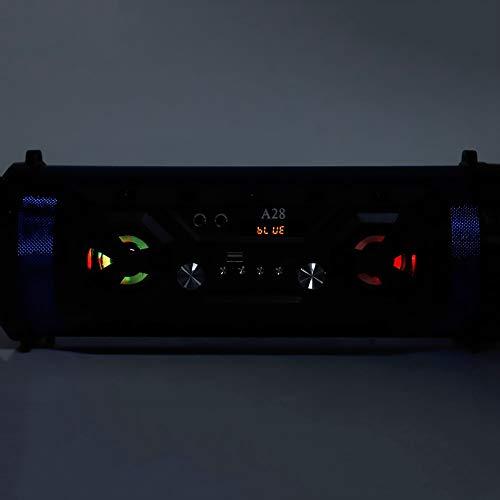 BOTEGRA Presidente de Bluetooth, Caja Auxiliar del Altavoz de Bluetooth de la Entrada de Audio 10M / 10.9Yd para el hogar