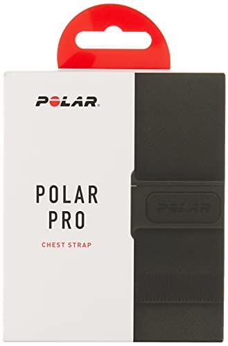 Polar Pro, bandeau poitrine unisexe adulte Taille unique noir